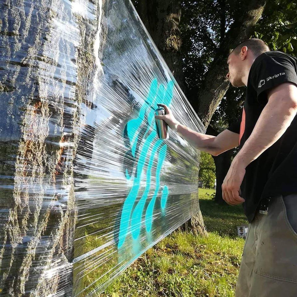 Street Art: Graffiti - radionica i tribina