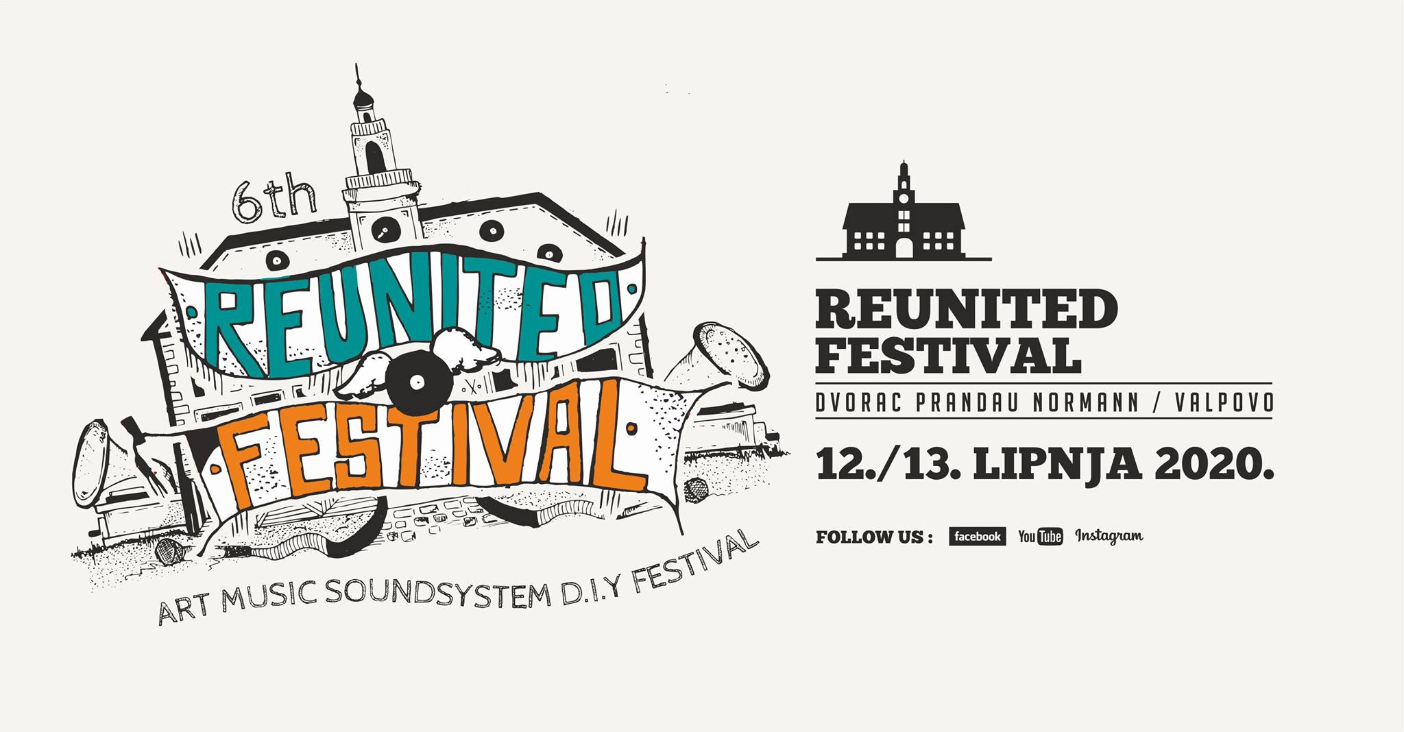 Reunited Festival - 12/13 lipanj 2020