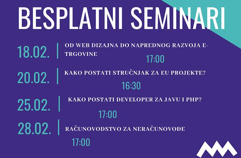 Besplatni seminar