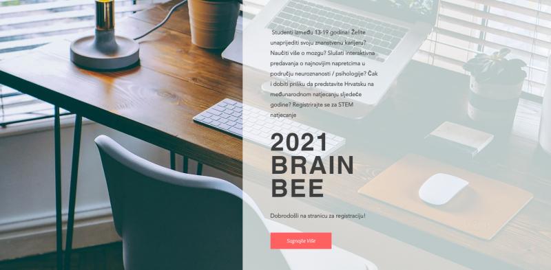 Međunarodno natjecanje iz STEM područja Brain Bee
