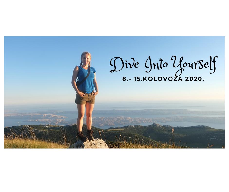 Dive Into Yourself - program za mlade avanturiste