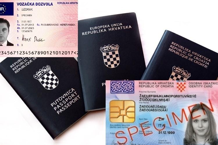 Produženo važenje osobnih iskaznica i vozačkih dozvola