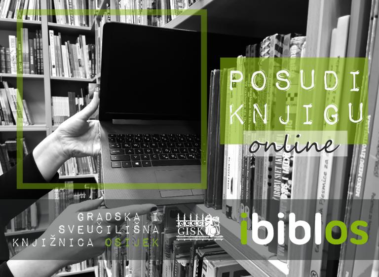 iBiblos – posudba elektroničkih knjiga za korisnike GISKO-a