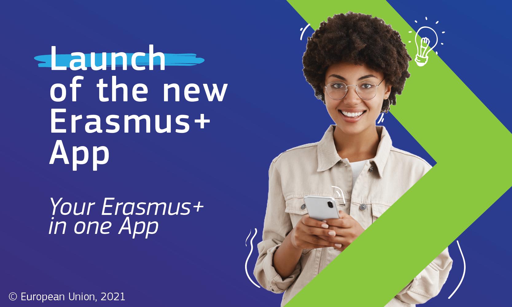 Nova Erasmus+ aplikacija za mlade