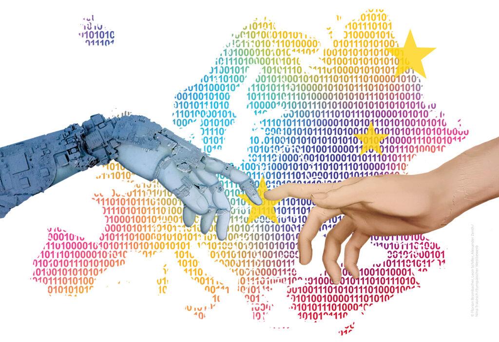 NATJECANJE: Europa u školi 2021 – Digital EU – and YOU?!