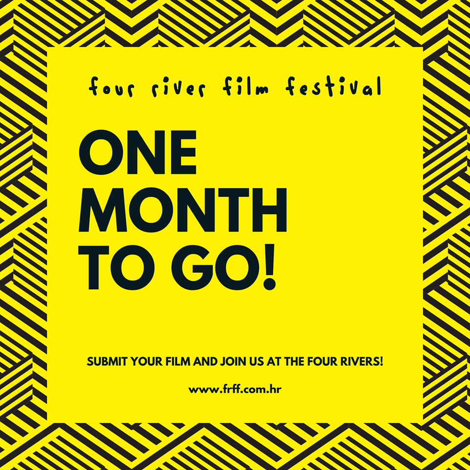 Pošalji svoj film na Four River Film Festival