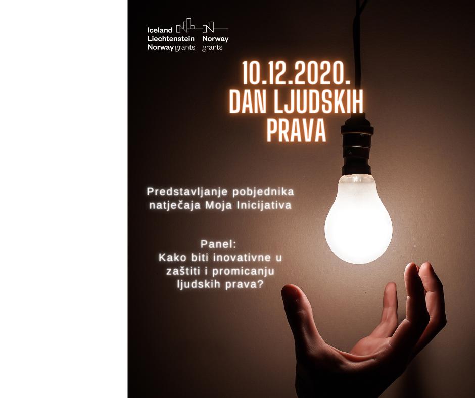 Predstavljanje ideja mladih i panel povodom Međunarodnog dana ljudskih prava 10.12.