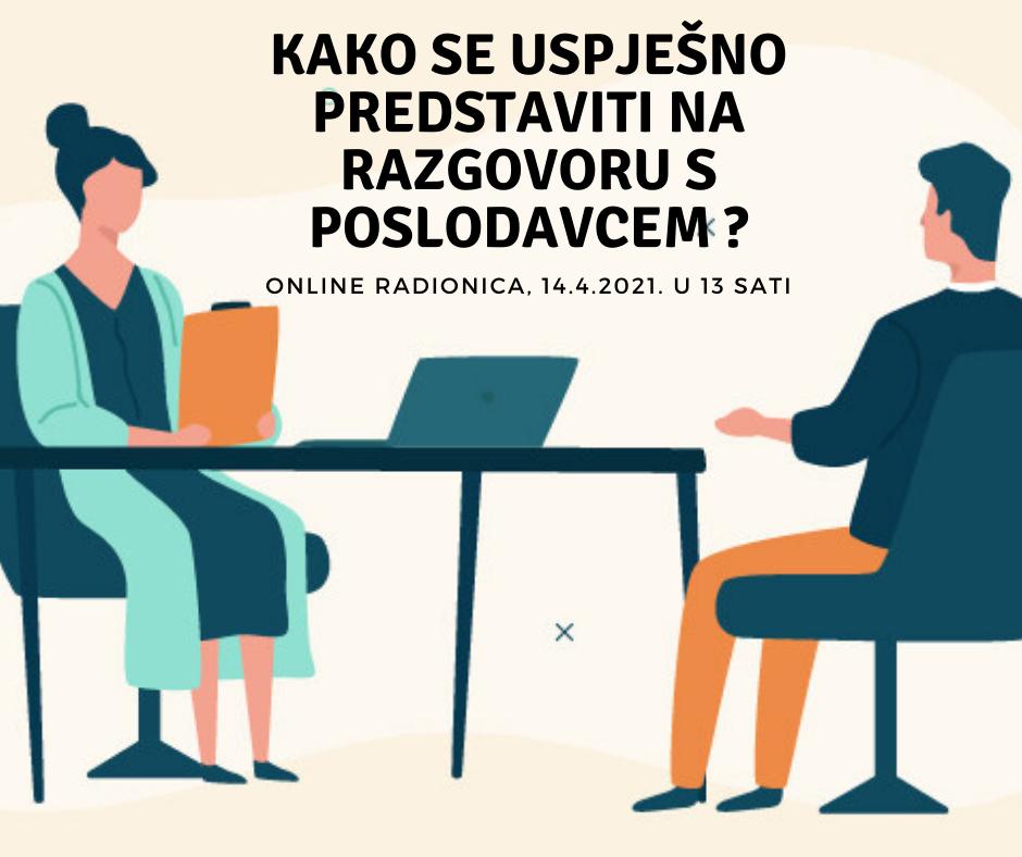Online radionica