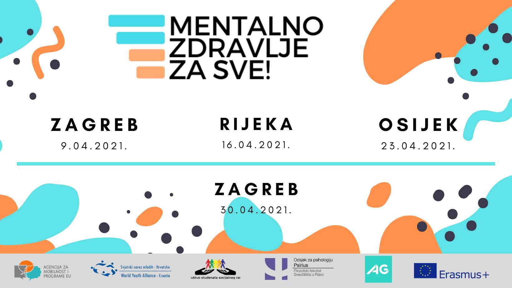 Konferencija Mentalno zdravlje za sve!