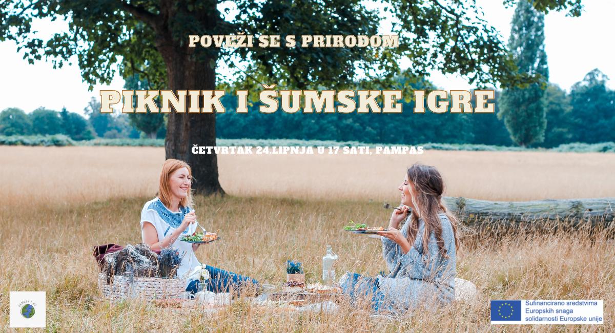 Piknik i šumske igre