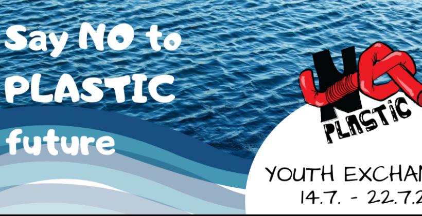 Prijavi se na razmjenu mladih: Say NO to plastic future!