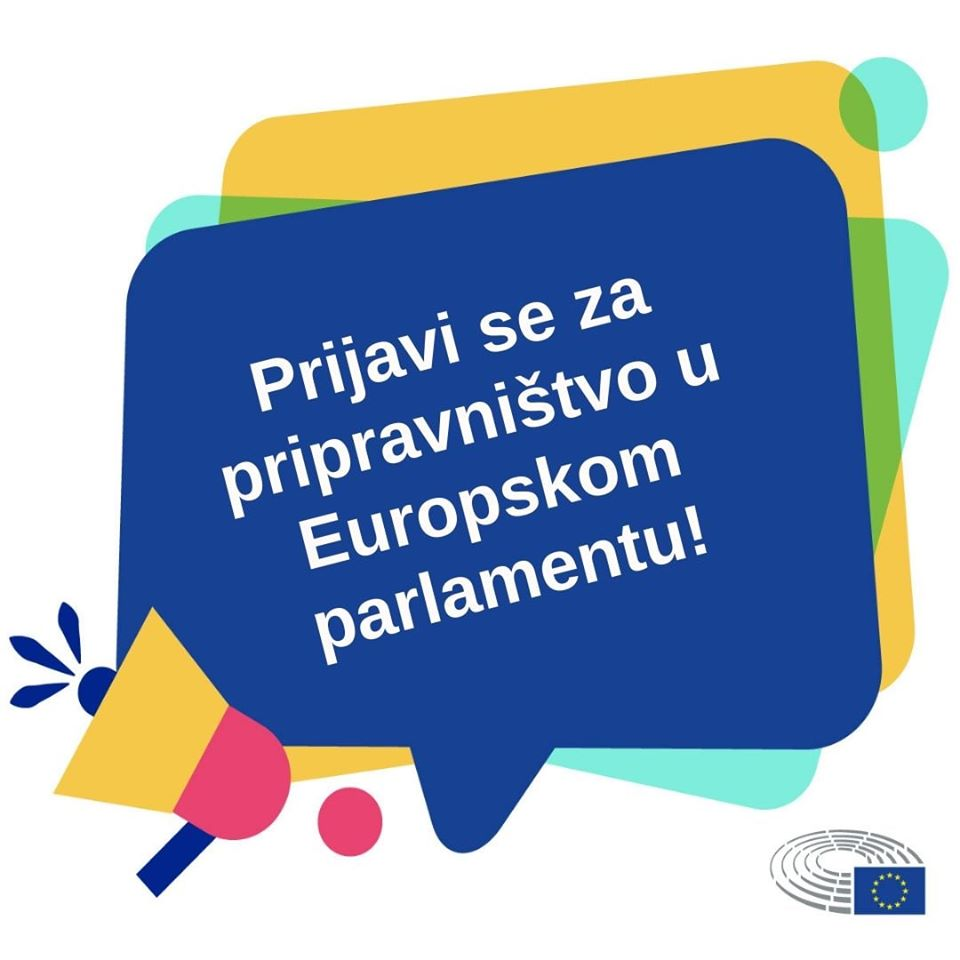 Otvorene prijave za plaćeno stažiranje koje nudi Europski parlament