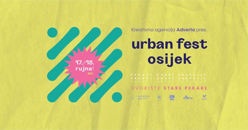 Urban Fest Osijek 2021.