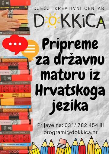 Pripreme za državnu maturu iz hrvatskog jezika