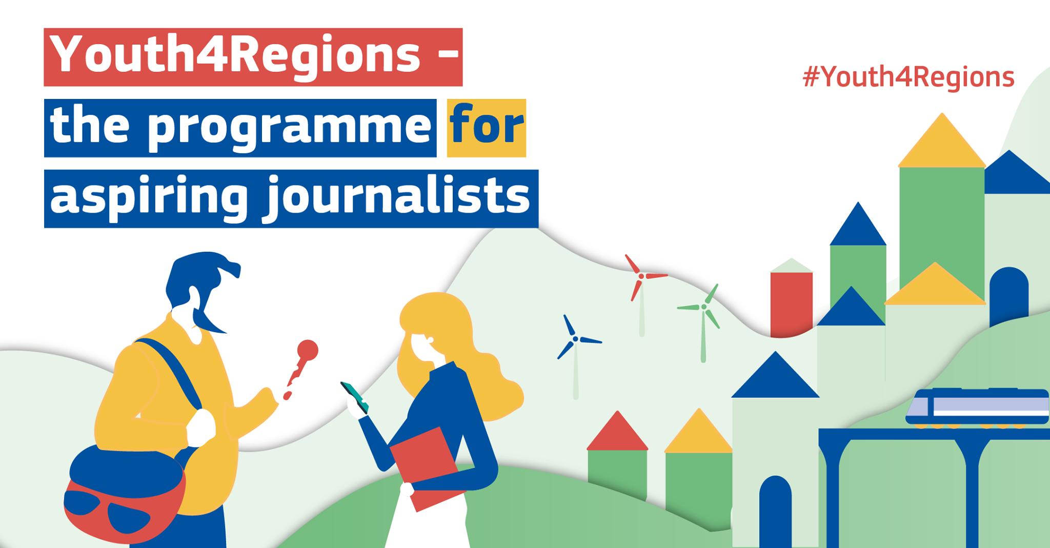 Želite li postati novinar?