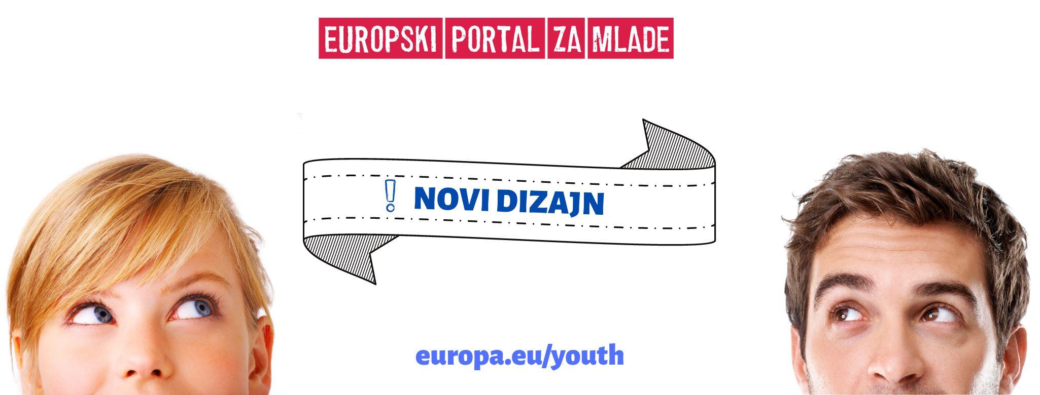 Lansiran je novi Europski portal za mlade!
