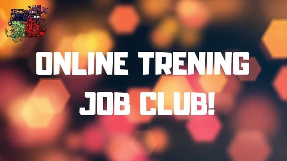 Online trening Job Club!