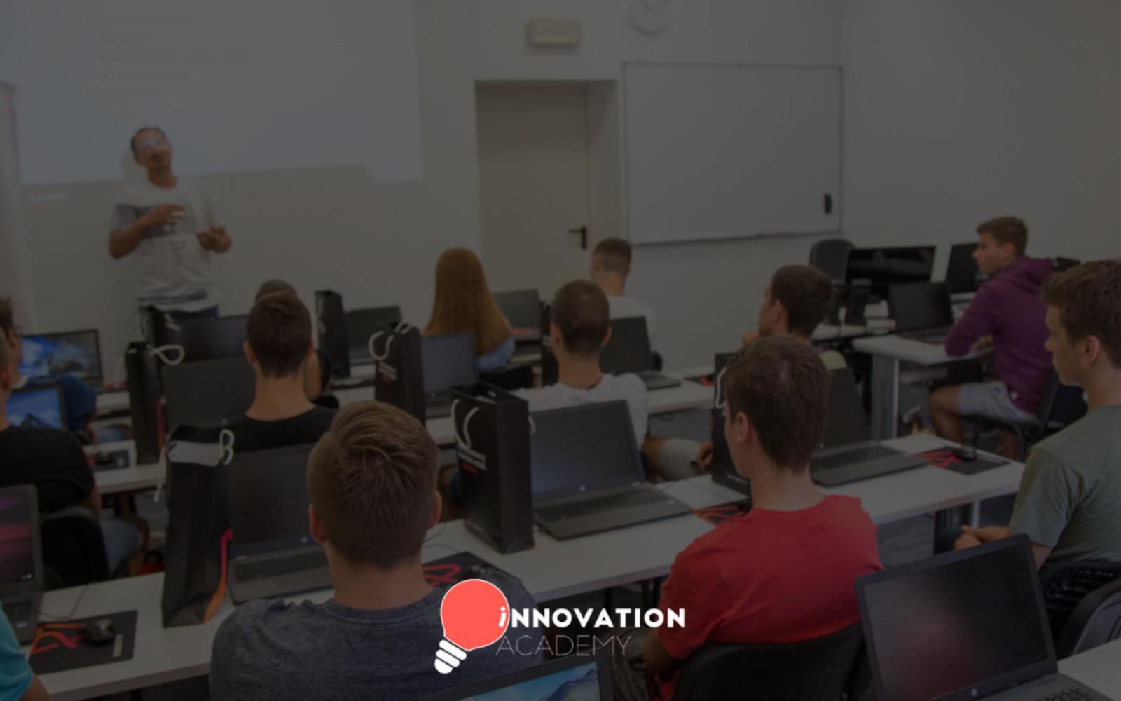 Srednjoškolci, prijavite se na Innovation academy!