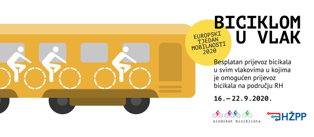 Od 16. do 22. rujna besplatan prijevoz djece i bicikala