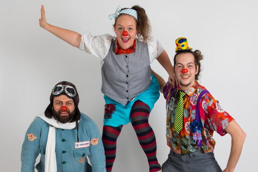 Tko želi postati 'Crveni nos'? Tko želi biti 'klaundoktor'? Sada je prilika!