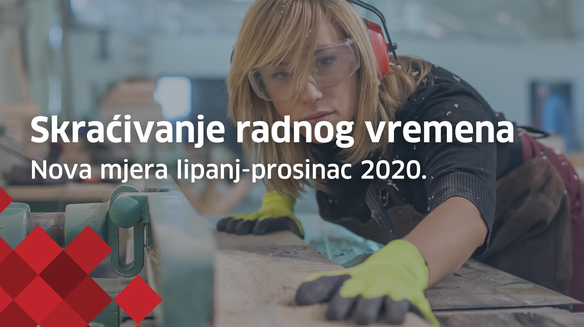 Donesene nove mjere za očuvanje radnih mjesta i reaktivirane mjere aktivnog zapošljavanja