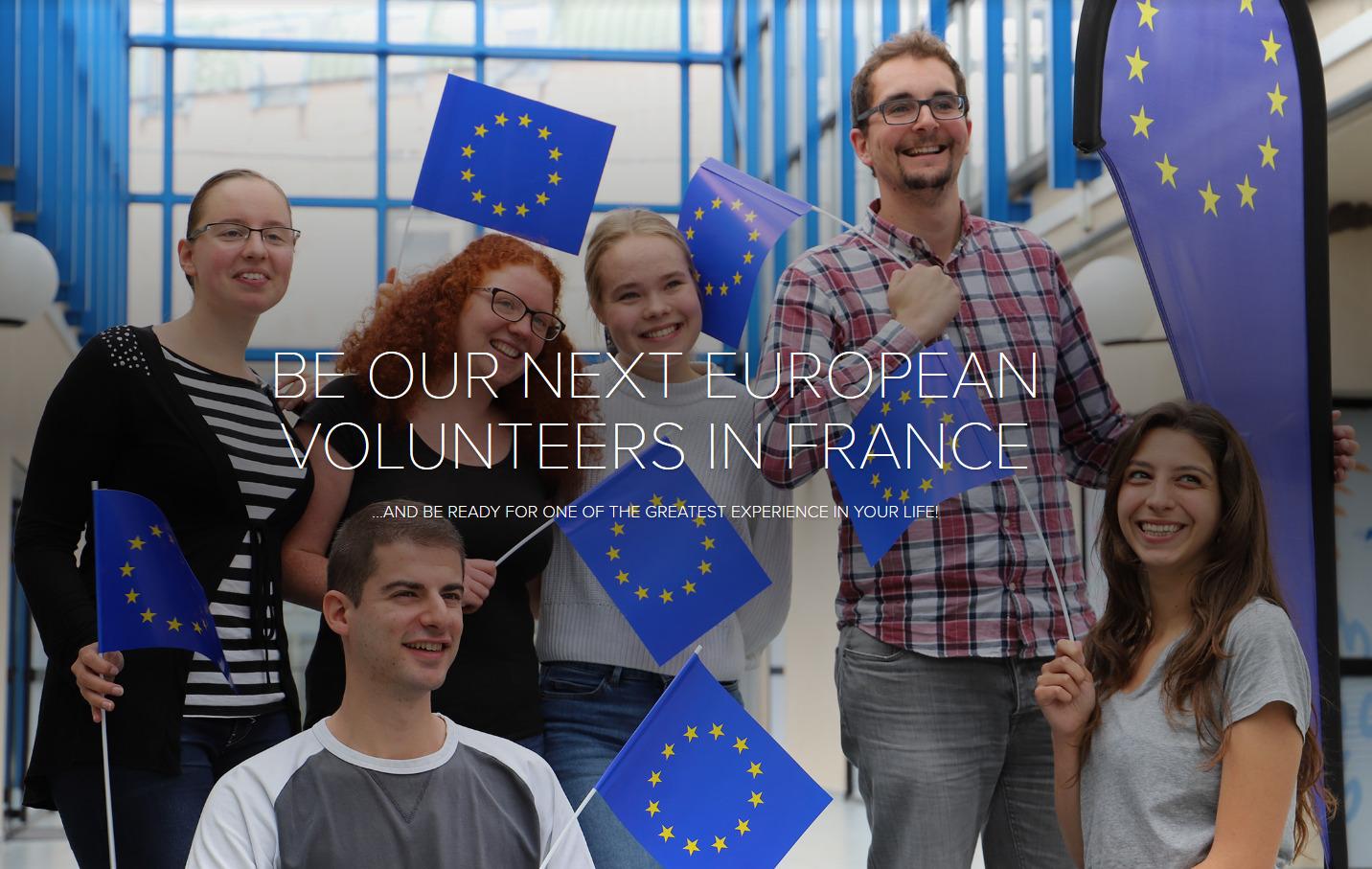 Tko želi volontirati u Francuskoj?