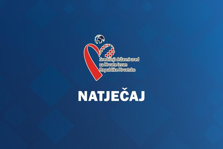 Natječaj za dodjelu stipendija studentima - pripadnicima hrvatskog naroda izvan RH