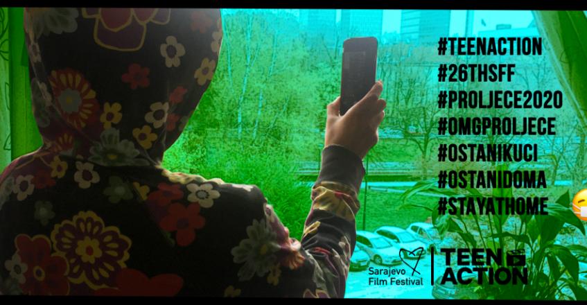 Sarajevo Film Festival: Otvorene prijave za Teenaction