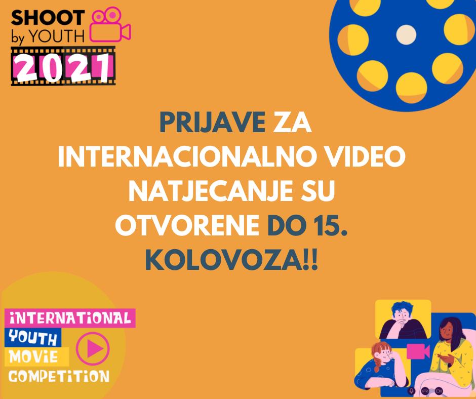 Prijavite se na internacionalno video natjecanje!