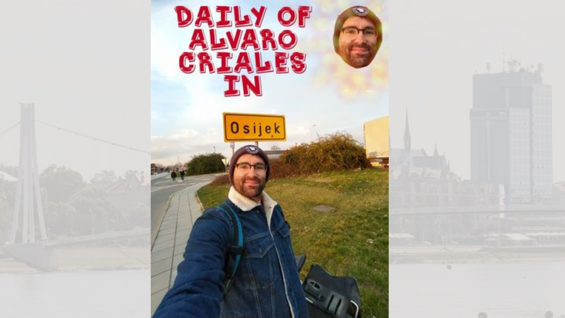 Alvaro: Prvi tjedan u Osijeku