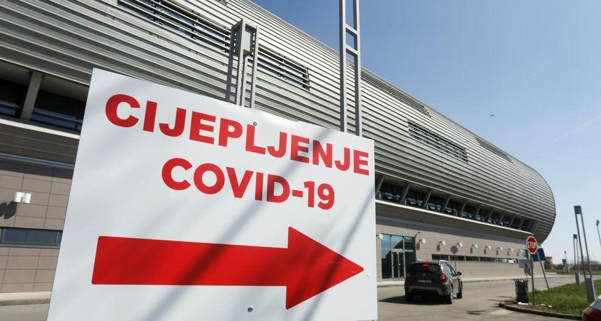Cijepljenje bez prethodne najave na sedam lokacija u Osječko-baranjskoj županiji