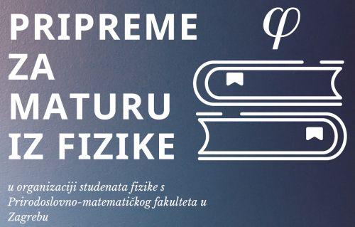 Studenti za učenike - Besplatne pripreme za maturu iz fizike!