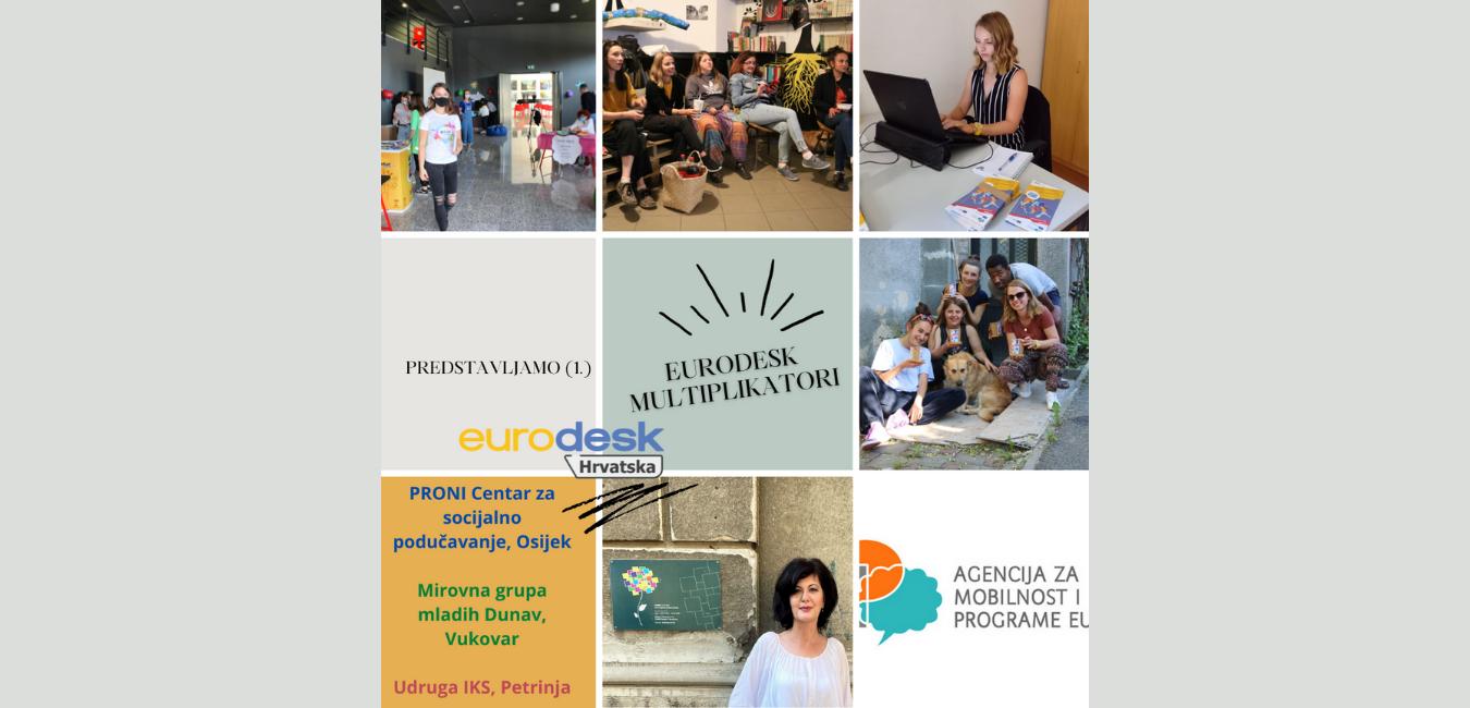 Eurodesk multiplikatori pomažu mladima istražiti vlastite potencijale i svijet