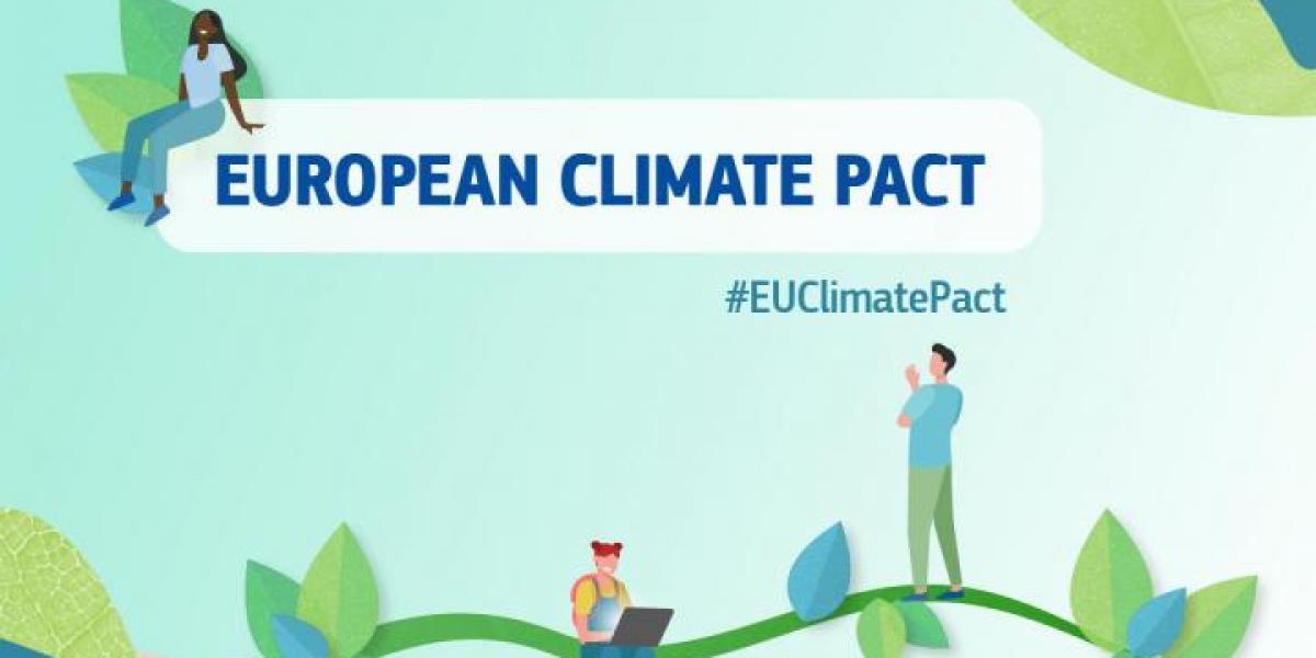 Postani veleposlanik Klimatskog pakta!