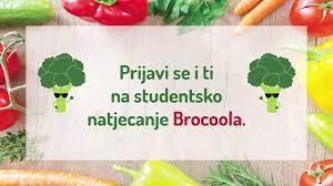 Zdrave namirnice, doručak i Brocoola!