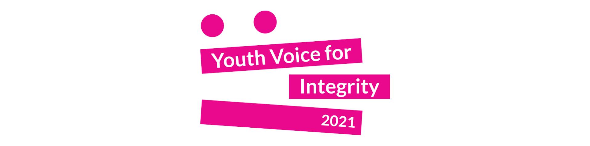 Poziv za sudjelovanje u projektu Youth Voice for Integrity 2021