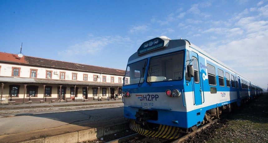 Od 2021. besplatan prijevoz vlakom za sve studente s područja OBŽ